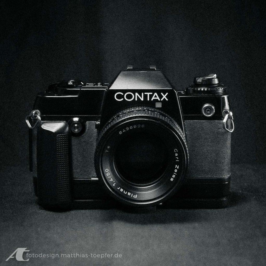 Contax 137 Quartz