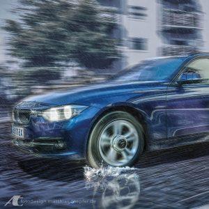 DX-Speed / Sensor zur Drehratenerfassung an Fahrzeugen / Fotodesign und Composing für ein Technologie Unternehmen