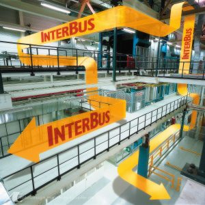Interbus / Fotoretusche für ein Technologie-Unternehmen