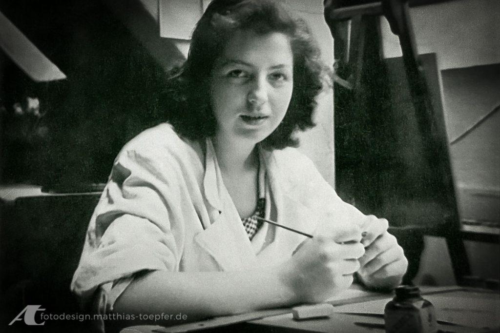 Sigrid Töpfer 1950