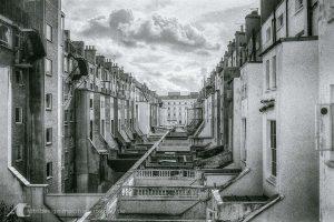 1985 / über Londons Dächern