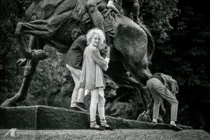 Street Photography / 1985 in den Parks von London