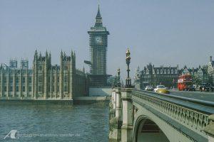 Straßenfotografie 1985 / Londoner Sehenswürdigkeiten